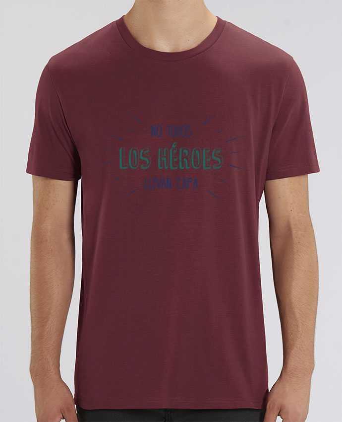 T-Shirt No todos los héroes llevan capa por tunetoo